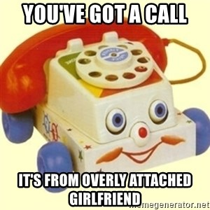 Sinister Phone - You've got a call It's from overly attached girlfriend