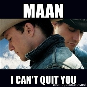 Can't Quit You - MAAN I can't Quit you
