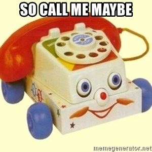 Sinister Phone - so call me maybe