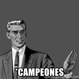Correction Guy - *campeones