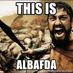 This Is Sparta Meme - this is  albafda