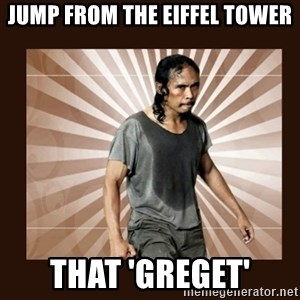 MadDog (The Raid) - jump from the Eiffel Tower THAT 'GREGET'