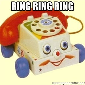 Sinister Phone - RING RING RING