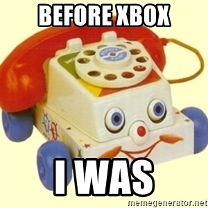 Sinister Phone - before xbox i was