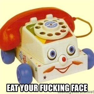 Sinister Phone - EAT YOUR FUCKING FACE