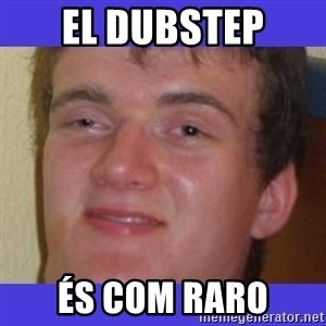 rally drunk guy - el dubstep és com raro