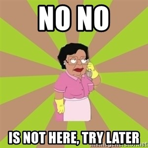 Consuela Family Guy - NO NO IS NOT HERE, TRY LATER