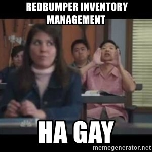 hagay -  RedBumper Inventory Management ha gay