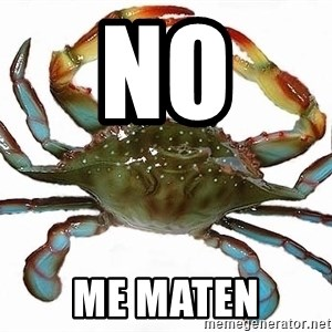 Boss Crab - no  me maten