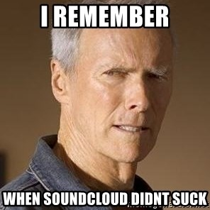 Clint Eastwood - i remember when soundcloud didnt suck
