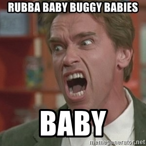 Arnold - Rubba baby buggy babies baby