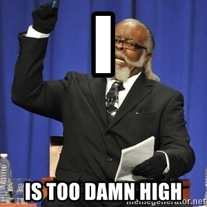 Jimmy Mcmillan - i is too damn high