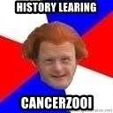 Dutch mongoloid - History learing Cancerzooi