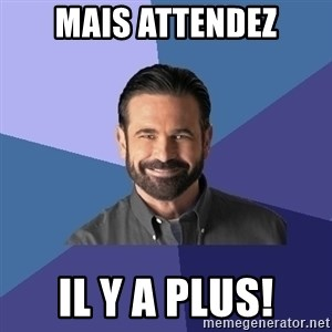 Billy Mays - Mais attendez il y a plus!