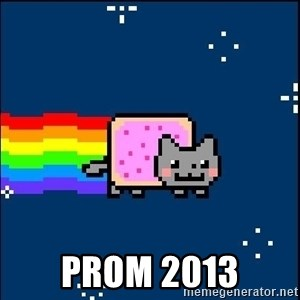 Irresponsible Nyan Cat - PROM 2013