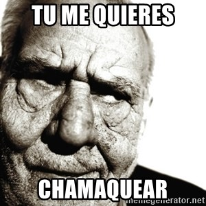 Back In My Day - TU ME QUIERES  CHAMAQUEAR