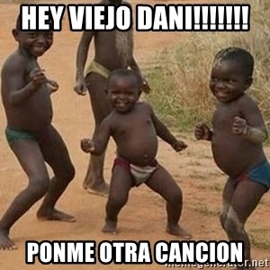 Dancing african boy - hey viejo dani!!!!!!! ponme otra cancion