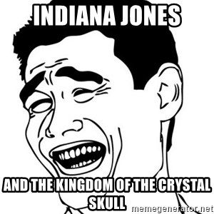 Yao Ming - Indiana JOnes and the kingdom of the crystal skull