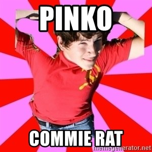 Model Immortal - pinko commie rat