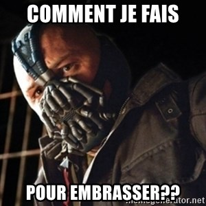 Only then you have my permission to die - COMMENT JE FAIS  POUR EMBRASSER??