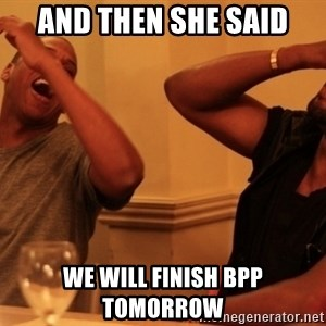 Jay-Z & Kanye Laughing - AND THEN SHE SAID WE WILL FINISH BPP TOMORROW