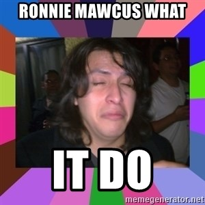 chan chan  - Ronnie Mawcus what  it do