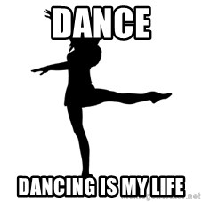 Socially Awkward Dancer - DANCE DANCING IS MY LIFE