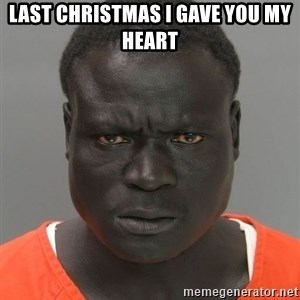 Hard Working Serious Guy - LAST CHRISTMAS I GAVE YOU MY HEART