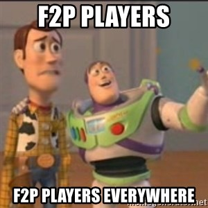 Buzz - F2P Players f2p players everywhere