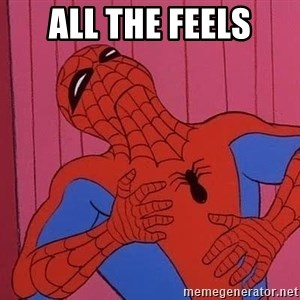 Spidermantripping - ALL THE FEELS