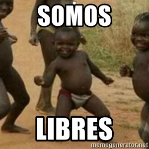 Black Kid - SOMOS LIBRES