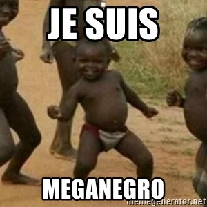 Black Kid - je suis meganegro
