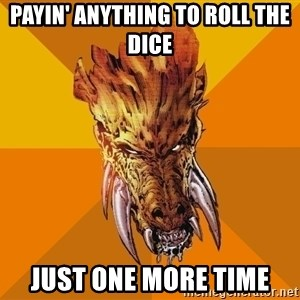 Greedy Larfleeze - Payin' anything to roll the dice Just one more time