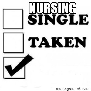 single taken checkbox -       NURSING