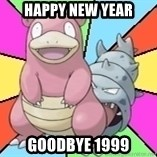 Slowbro - Happy new year goodbye 1999