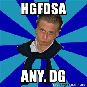 Typical Mufaren - HGFDSA ANY. DG