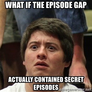 Brony Conspiracy Laurence - What if the episode gap actually contained secret episodes