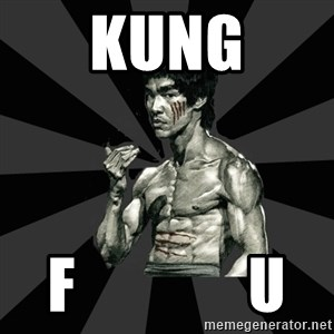 Bruce Lee Figther - Kung F              U