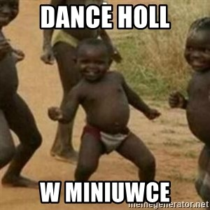 Black Kid - DANCE HOLL W MINIUWCE