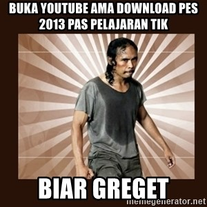 MadDog (The Raid) - buka youtube ama download pes 2013 pas pelajaran tik biar greget