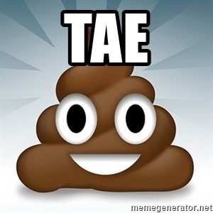 Facebook :poop: emoticon - tae