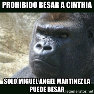 Rustled Jimmies - prohibido besar a cinthia solo miguel angel martinez la puede besar