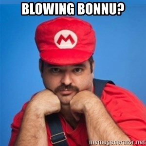 SUPERSEXYMARIO - BLOWING BONNU?