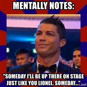 "CR177 - Mentally notes: ""someday I'll be up there on stage just like you lionel. Someday..."""