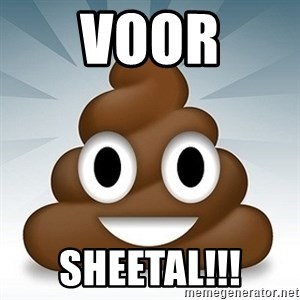 Facebook :poop: emoticon - VOOR SHEETAL!!!