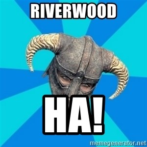 skyrim stan - Riverwood HA!