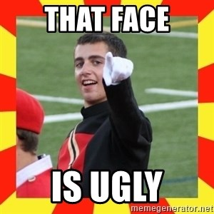 lovett - That face is ugly
