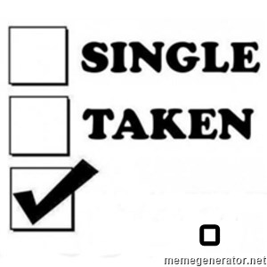 single taken checkbox -              .
