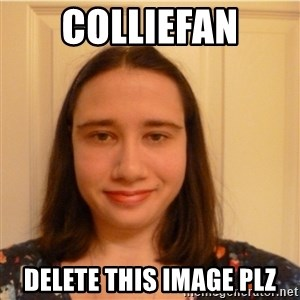 Scary b*tch. - colliefan delete this image plz