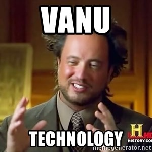 Ancient Aliens - vanu technology